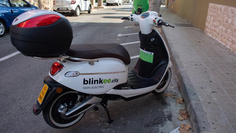 Moto eléctrica Blinkee